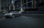 CarRelease Porsche Panamera Turbo Grey 2