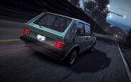 CarRelease Volkswagen Golf MK1 GTI Green 3