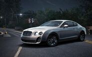 CarRelease Bentley Continental Supersports Coupé White 2