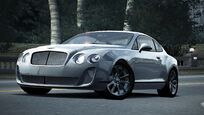 CarRelease Bentley Continental Supersports Coupé White 4