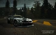 CarRelease BMW Z4 GT3 Team Need for Speed 2