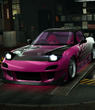 AMSection Mazda RX-7 RZ Cherry Blossom