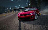 CarRelease Chevrolet Camaro ZL1 (2012) Red 5