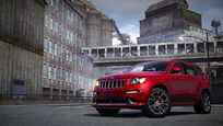 CarRelease Jeep Grand Cherokee SRT Red 2