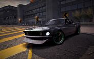 CarRelease Ford Mustang RTR-X Team Need for Speed 5