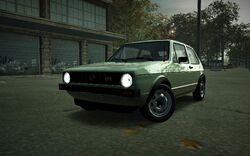 CarRelease Volkswagen Golf MK1 GTI Green