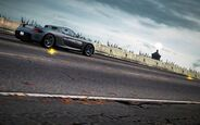 CarRelease Porsche Carrera GT Silver 5