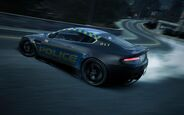 CarRelease Aston Martin V12 Vantage Cop Edition 3