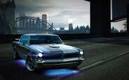 CarRelease Pontiac GTO '65 Blue Juggernaut 2