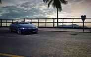 CarRelease BMW M6 Convertible Blue 3