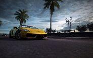 CarRelease Lamborghini Gallardo LP560-4 Spyder Yellow 3