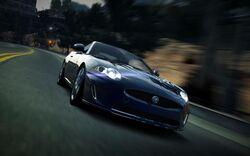 CarRelease Jaguar XKR Blue