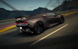 CarRelease Lamborghini Sesto Elemento Carbon Fibre Grey