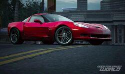CarRelease Chevrolet Corvette Z06 Red