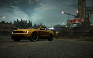CarRelease Ford Mustang Boss 302 (2012) Yellow 4