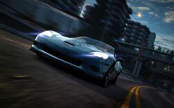 CarRelease Chevrolet Corvette Z06 Carbon Limited Edition Supersonic Blue