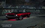 CarRelease Chevrolet El Camino SS Red Juggernaut