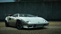 CarRelease Lamborghini Countach 5000 Quattrovalvole White 4