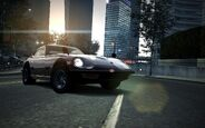 CarRelease Nissan Fairlady 240ZG Maroon 2