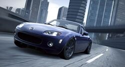 CarRelease Mazda MX-5 Blue