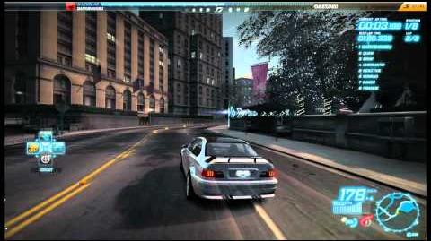 NFS World - Little Italy