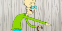 Noodman's Grandfather