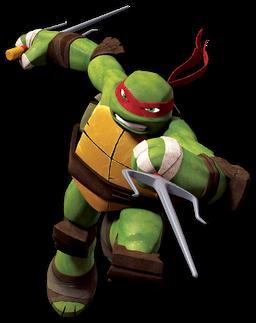 TMNT Raphael