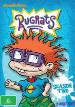 Rugrats Season 2 Australia DVD