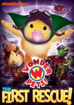 TWP The First Rescue! DVD