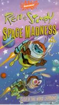 Ren & Stimpy Space Madness VHS