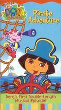 Dora the Explorer Pirate Adventure VHS