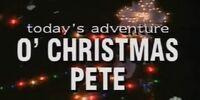 O' Christmas Pete