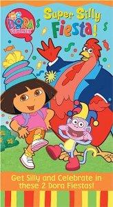 File:Dora the Explorer Super Silly Fiesta VHS.jpg