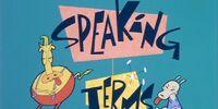Speaking Terms