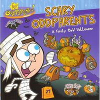 Fairly OddParents Scary OddParents Book