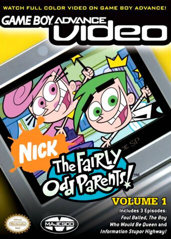 File:GBA Video Fairly OddParents Vol 1.jpg