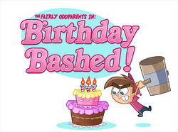 Titlecard-Birthday Bashed