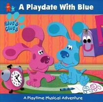 Blues Clues A Playdate with Blue CD