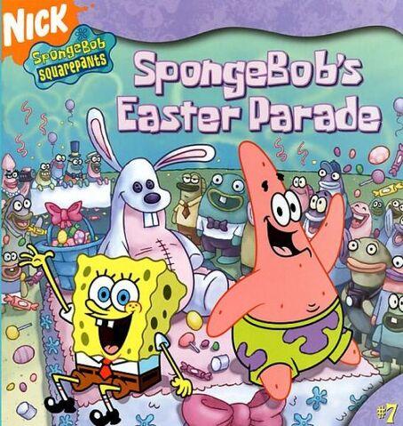 File:SpongeBob SpongeBob's Easter Parade Book.jpg