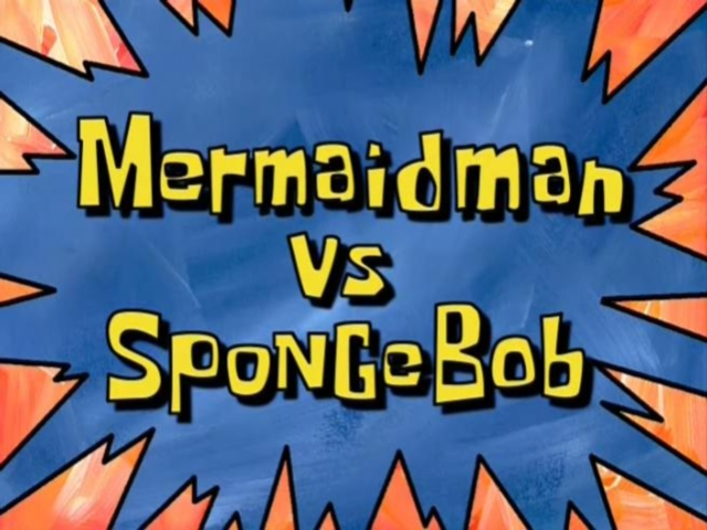 File:Mermaid Man vs. SpongeBob.jpg