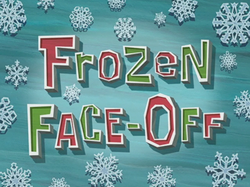 Frozen Face Off