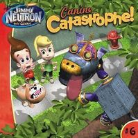Jimmy Neutron Canine Catastrophe! Book