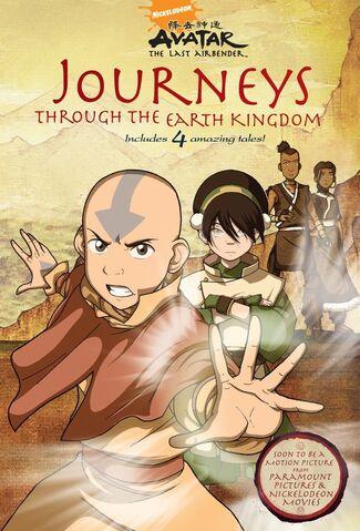 File:Avatar The Last Airbender Journeys Through the Earth Kingdom Book.jpg