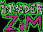 Invader zim logo by invaderpark-d3c6mh1