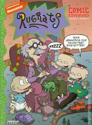 Rugrats Comic Adventures cover Volume 1 Number 6