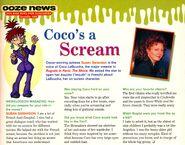 Rugrats in Paris Susan Sarandon interview Dec 2000