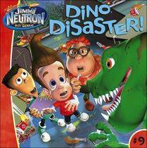 Jimmy Neutron Dino Disaster! Book