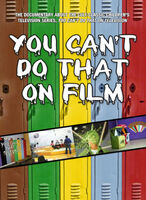 You Can't Do That on Film DVD