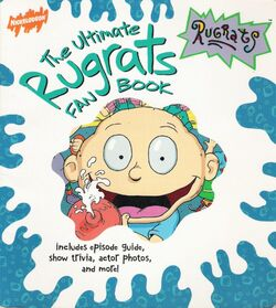 The Ultimate Rugrats Fan Book