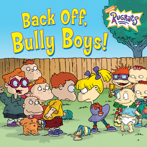 File:Rugrats Back Off Bully Boys! Book.jpg